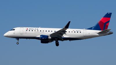 N250SY - Embraer 170-200LR - Delta Connection (SkyWest Airlines)