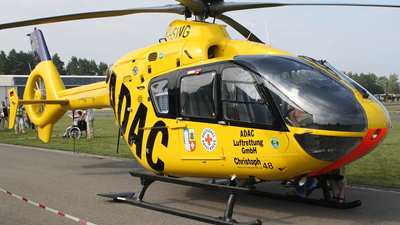 D-HSWG - Eurocopter EC 135P2 - ADAC Luftrettung