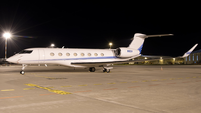 N82A - Gulfstream G650ER - Private
