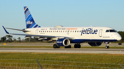 N368JB - Embraer 190-100IGW - jetBlue Airways