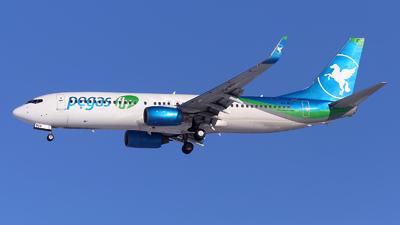 A picture of VQBUV - Boeing 73786N - Pegas Fly - © Alexander Sadovsky