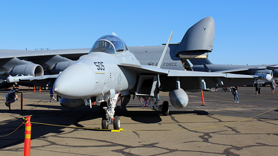 169133 - Boeing EA-18G Growler  - United States - US Navy (USN)