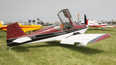 N477DH - Vans RV-6 - Private