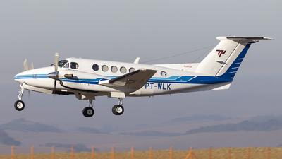 PT-WLK - Beechcraft B200 Super King Air - CEMIG- Companhia Energetica de Minas Gerais