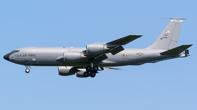 59-1446 - Boeing KC-135R Stratotanker - United States - US Air Force (USAF)