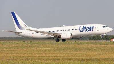 VQ-BDR - Boeing 737-8EH - UTair Aviation