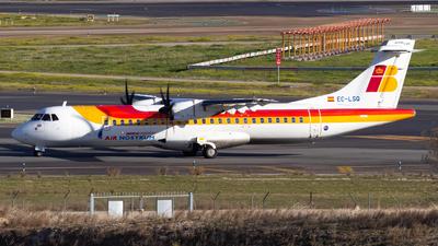 A picture of ECLSQ - ATR 72600 - Iberia - © Alejandro Gutierrez Martin