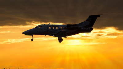 HB-JFK - Embraer 500 Phenom 100 - Your Jet