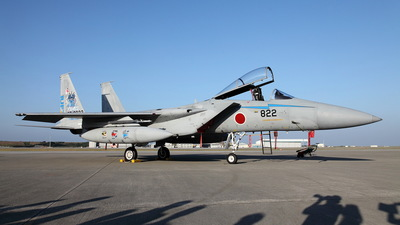 32-8822 - McDonnell Douglas F-15J Eagle - Japan - Air Self Defence Force (JASDF)