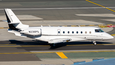 N236PS - Gulfstream G200 - True Nord Aviation