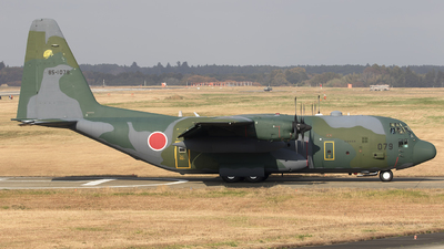 85-1079 - Lockheed C-130H Hercules - Japan - Air Self Defence Force (JASDF)