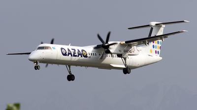 A picture of P4AST - De Havilland Canada Dash 8400 - [4497] - © Amir Mukhametgalin - Kazakhstan Spotting Club