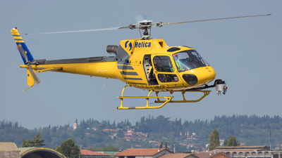 I-HBEP - Eurocopter AS 350B3 Ecureuil - Helica