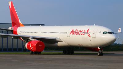 D-AAAV - Airbus A330-343 - Avianca