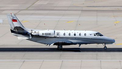 B-9330 - Cessna 560XL Citation XLS - Civil Aviation Administration of China (CAAC)