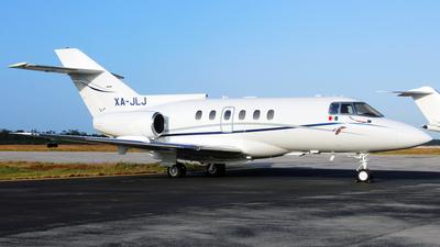 XA-JLJ - British Aerospace BAe 125-800A - Air Taxi