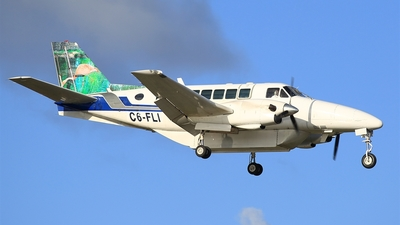 C6-FLI - Beech C99 Airliner - Private