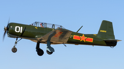 VH-PPS - Nanchang CJ-6A - Private