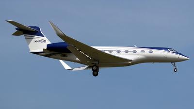 M-FUAD - Gulfstream G650ER - Private