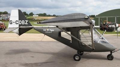G-CDBZ - Thruster T600N - Isle of Flight Microlights
