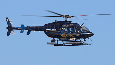 N911VB - Bell 407 - United States - Virginia Beach Police Department