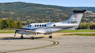 C-GEDV - Beechcraft 200 Super King Air - Private