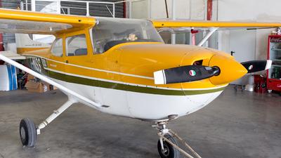 A picture of IMISS - Cessna FR172J Rocket - [0415] - © Eric Verplanken