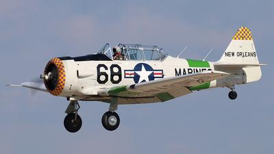 N4983N - North American AT-6D Harvard III - Private