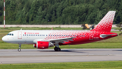 A picture of VQBOX - Airbus A319111 - Rossiya - © Ivan Goreza