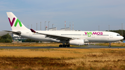 A picture of ECLNH - Airbus A330243 - Wamos Air - © Daniel Klein