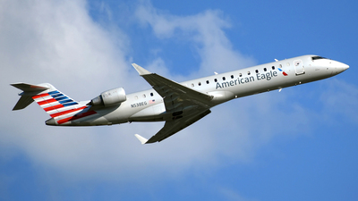 A picture of N538EG - Bombardier CRJ702ER - American Airlines - © DJ Reed - OPShots Photo Team