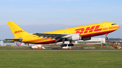 A picture of DAEAG - Airbus A300B4622R(F) - DHL - © n94504