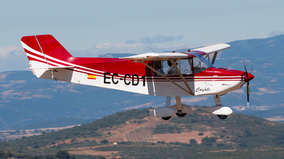 EC-CD1 - Rans S-6ES Coyote II - Private