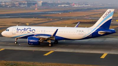 A picture of VTIVX - Airbus A320271N - IndiGo - © Aneesh Bapaye