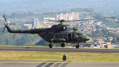EJC3394 - Mil Mi-17V5 Hip H - Colombia - Army