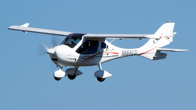 N969CD - Flight Design CT-LS - Private