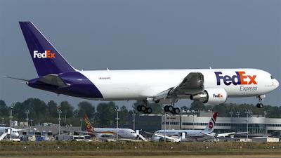 N164FE - Boeing 767-3S2F(ER) - FedEx