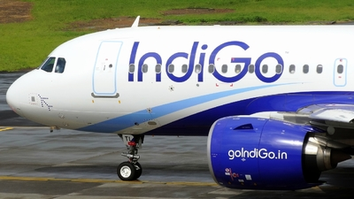 VT-ITL - Airbus A320-271N - IndiGo Airlines