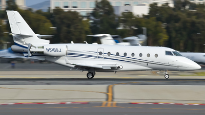 N918SJ - Gulfstream G280 - Private
