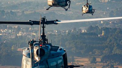 PNC451 - Bell UH-1H Huey II - PNC Policia Nacional Civil