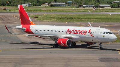 PR-OCY - Airbus A320-214 - Avianca Brasil