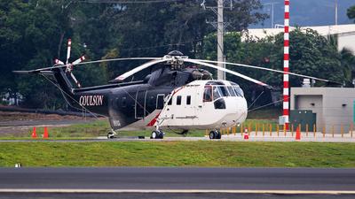 N161CG - Sikorsky S-61N - Coulson Aircrane