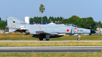 97-8423 - McDonnell Douglas F-4EJ Kai - Japan - Air Self Defence Force (JASDF)