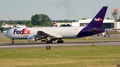 A picture of N137FE - Boeing 7673S2F(ER) - FedEx - © Yan777