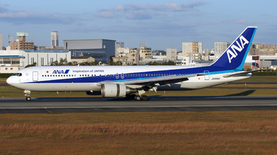 JA8360 - Boeing 767-381 - All Nippon Airways (ANA)