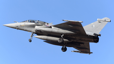 307 - Dassault Rafale B - France - Air Force