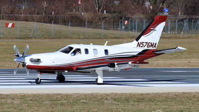 N576MA - Socata TBM-850 - Private
