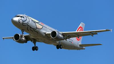 OE-LEB - Airbus A320-214 - Niki