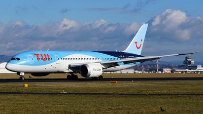 G-TUIB - Boeing 787-8 Dreamliner - TUI