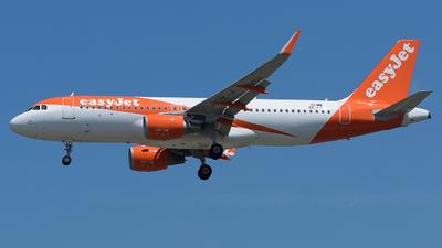 A picture of OEIJF - Airbus A320214 - easyJet - © Luca Cesati